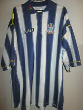 """West Bromwich Brom Albion 1994-1995 Home Football Shirt Size 46-48"""" /7794"""