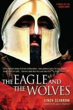 The Eagle and the Wolves: A Novel of the Roman Army (Eagle Series)-ExLibrary