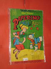 GLI ALBO D'ORO DI TOPOLINO-n° 29- -annata del 1955-originale mondadori- disney