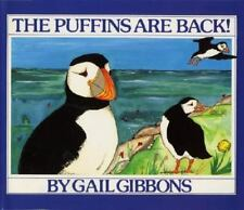 The Puffins Are Back!-ExLibrary