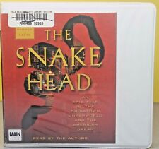 The Snakehead by Patrick Radden Keefe (Abridged CD)