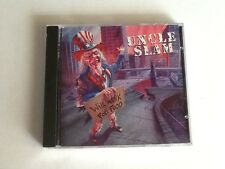 Will Work for Food by Uncle Slam (CD, Jan-1993, Restless Records (USA))