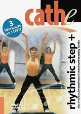 CATHE FRIEDRICH DVD RHYTHMIC STEP INTERVAL MAX & CARDIO NEW SEALED WORKOUT