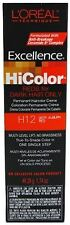 L'Oreal Excellence HiColor Deep Auburn Red, 1.74 oz