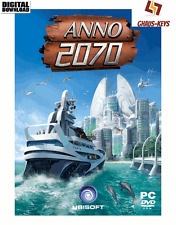 Anno 2070 UPLAY Key Pc Game Download Global Code Spiel [Blitzversand]
