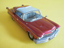 Conquest#06 Imperial Crown 4 Door Southampton Hard Top '57 n/Brooklin CCC 1/43