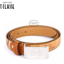 CINTURA DONNA ALVIERO MARTINI 1 CLASSE REGOLABILE BELT WOMAN A011 9000 ORIGINALE