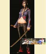ANIME MODEL RESIN KIT 1/4 - TSUKASA BULLET - AZAMI WITH KATANA