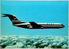 Cartolina Aviazione - Aereo In Volo VC-10 Jetliner Boac - Non Viaggiata