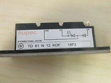 Semiconductor TD61N12KOF - - componente electrónico