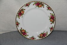 "Royal Albert OLD COUNTRY ROSES 10 1/2""  Dinner Plate NWOT"