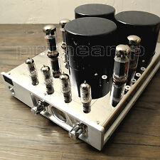 YAQIN MC-13S SVSV EL34 Vacuum Tube Push-Pull Integrated Amplifier NEW MC-10T 10L