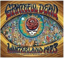 GRATEFUL DEAD WINTERLAND 1973 BOX COMPLETE 9 DISC SET SEALED & OOP HDCD