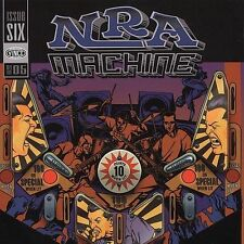 2 CD lot-New Recovery & Machine by NRA -used CD Dutch Punk Rock Gearhead Records