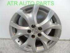 11-14 Mazda CX-9 Aluminum 18x7.5 Wheel 5 Spoke Rim OEM 9965257580