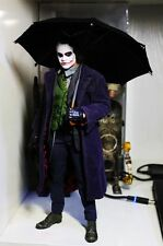 1/6 Scale Black Umbrella for Hottoys Joker DX11 Miniature Doll BJD Gift