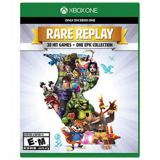Rare Replay (Xbox One, XB1) Brand New 30 Hit Games in 1 Collection Free Shipping