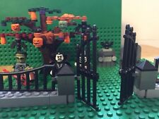 Custom Lego Halloween tree for haunted house/ monster / series 14 minifigures