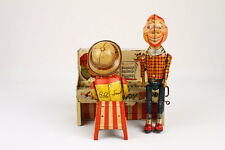 '50s Unique Art - Howdy Doody Band Windup Tin Toy