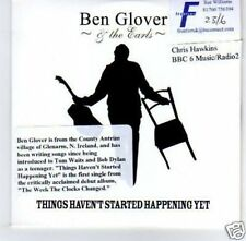 (E92) Ben Glover, Things Haven't Started Happ...- DJ CD