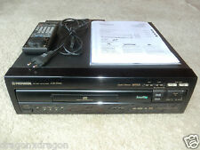 PIONEER cld-d925 high-end laser disc player, funzionante, fb&bda, 2j. GARANZIA