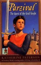 PARZIVAL - THE QUEST OF THE GRAIL KNIGHT - KATHERINE PATERSON - PAPERBACK