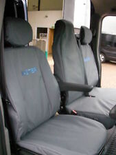 Renault Master Van 2010 on Seat Covers.+Free Embroidery