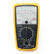 KTI KT7244 KT-7244 Sensitivity Analog Multimeter Volt meter AC DC OHM Tester