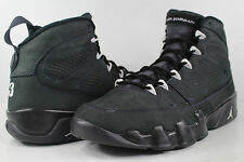 Nike Air Jordan 9 Retro IX Anthracite White Black Size 11