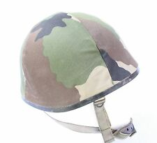 French Army & Foreign Legion CCE Woodland Camo F1 / M78 cover for helmets - NEW