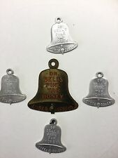 5 Dr Bell's Pine Tar Honey Bell Tags