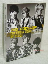Teen Top 2013 Teen Top No.1 Asia Tour in Seoul Taiwan Ltd 2-DVD (Chinese-sub.)
