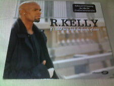 R.KELLY - IF I COULD TURN BACK THE HANDS - UK CD SINGLE