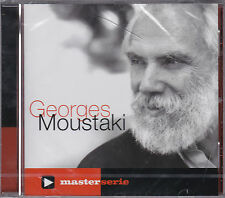 CD 17T GEORGES MOUSTAKI MASTER SERIE BEST OF 2009 NEUF SCELLE