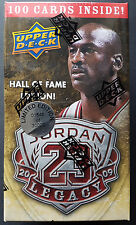 Upper Deck Michael Jordan Hall of Fame Limited Edition 2009/10 Box NBA