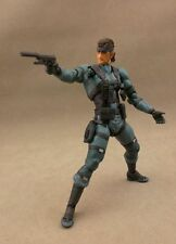 Figma 243 Solid Snake Metal Gear Solid 2 Sons of Liberty Action Figure Toys Gift