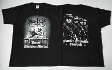 MARDUK PANZER DIVISION MARDUK OFFICIAL ORIGINAL T-SHIRT MAYHEM DARKTHRONE TAAKE