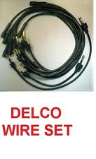 SPARK PLUG WIRES DELCO BUICK CADILLAC CHRYSLER DODGE FORD PONTIAC STUDEBAKER