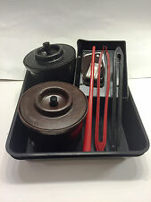 Vintage Darkroom Developing Equipment Set