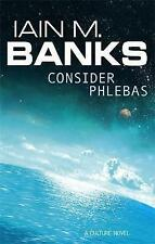 Consider Phlebas: A Culture Novel by Iain M. Banks (Paperback, 1988)
