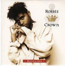 (BG720) Robbie Crown, Roseline - 1996 CD