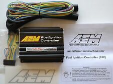 AEM FIC Universal Fuel/Ignition Controller 4-6 Cylinder Piggy back  ECU  30-1910