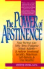 The Power of Abstinence Napier, Kristine Paperback