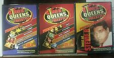 Feestyle music Kings Queens vol 1 2 and Stevie B dvd set Miami sound high energy