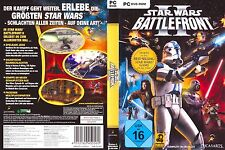 Star Wars: Battlefront II (2) PC DEUTSCH Top in DVD Hülle