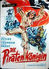 Piratenkönigin Filmposter A1 Jean Peters Louis Jourdan Anne of the Indies