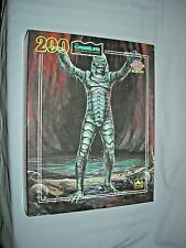 Vintage Golden Creature From the Black Lagoon Jigsaw Puzzle MISB 1982