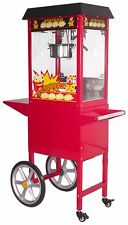 Popcorn Machine with  Cart UK!!!!!!!!!!