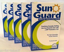 FIVE Boxes Rit Sun Guard UPF 30 Laundry Treatment - Rit SunGuard - UV Protection