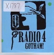 (CK183) Radio 4, Gotham! - 2002 DJ CD